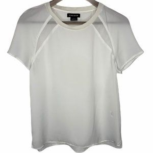 LAST CHANCE Trouve White T-Shirt Small